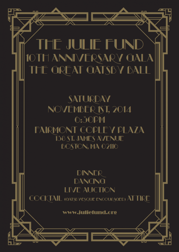 Join us for The Great Gatsby Ball!!